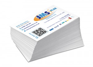 Make the most of DTS Print business card offers